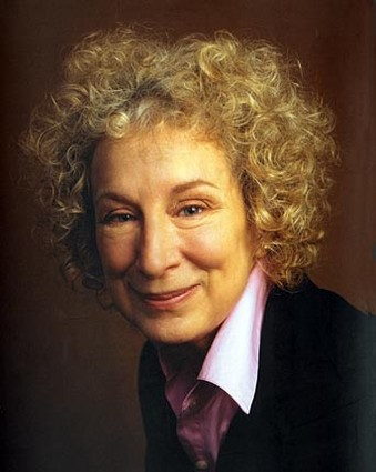 Margaret Atwood cc Library Thing